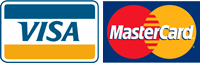 Tarjeta Visa y MasterCard